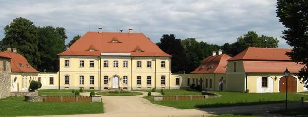 Barockanlage Königshain